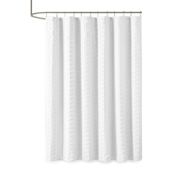 Madison Park Metro 100% Polyester Shower Curtain Mp70-6707 MP70-6707 By Olliix