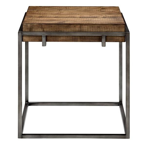 Madison Park Dillinger End Table Mp120-0950 MP120-0950 By Olliix