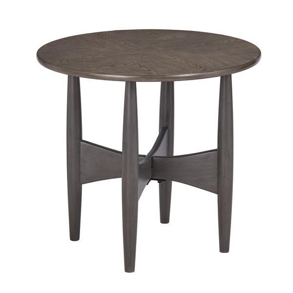 Ink+Ivy Ellipse End Table Ii120-0122 II120-0122 By Olliix