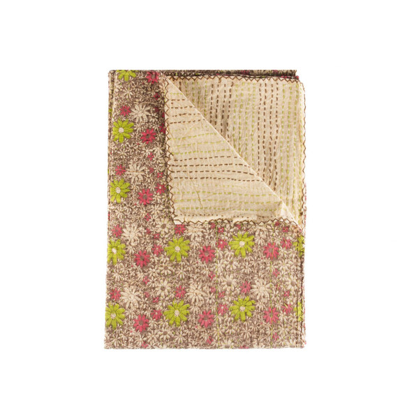"""50"""" X 70"""" Multi-Colored Eclectic, Bohemian, Traditional - Throw Blankets 357577 By Homeroots"""