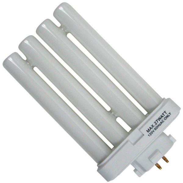27 Watt Oceantailer(Tm) Fluorescent Linear Quad Replacement Light Bulb 98 By Homeroots