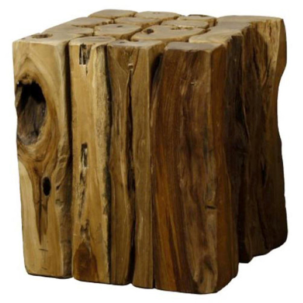 Woody Branches Side/ End Table, Natural 968414