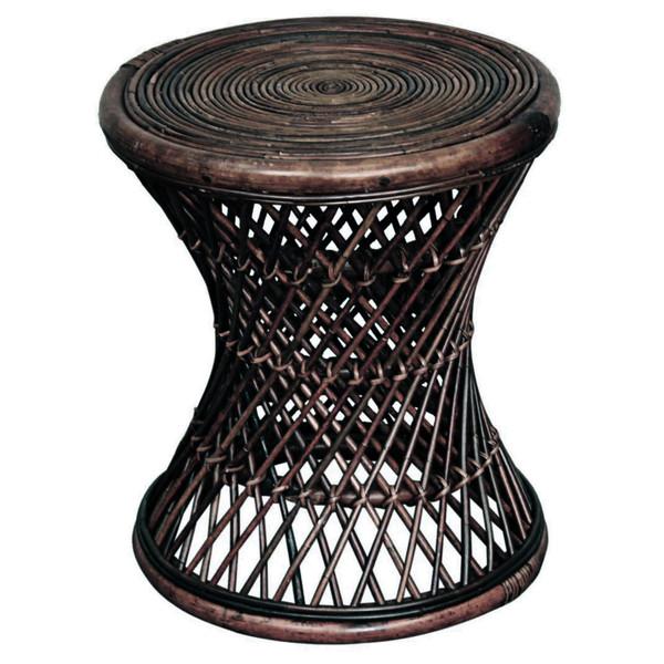 Keala Rattan Round Stool 668818-LC