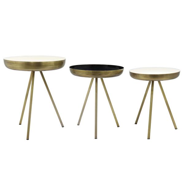 Dane Side Table Set Of 3 1260008