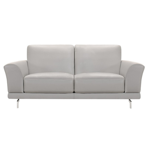 """Armen Living Everly Contemporary Loveseat LCEV2GR """"Special"""""""