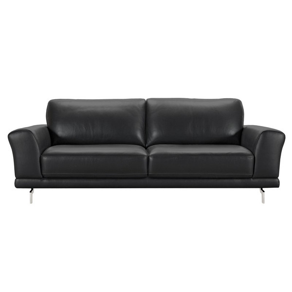 """Armen Living Everly Contemporary Sofa LCEV3BL """"Special"""""""