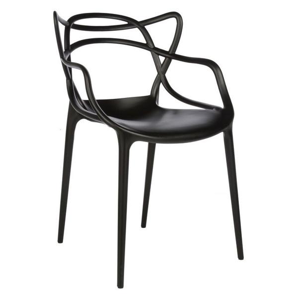 AL10003 Aron Monte Masters Chair - Black