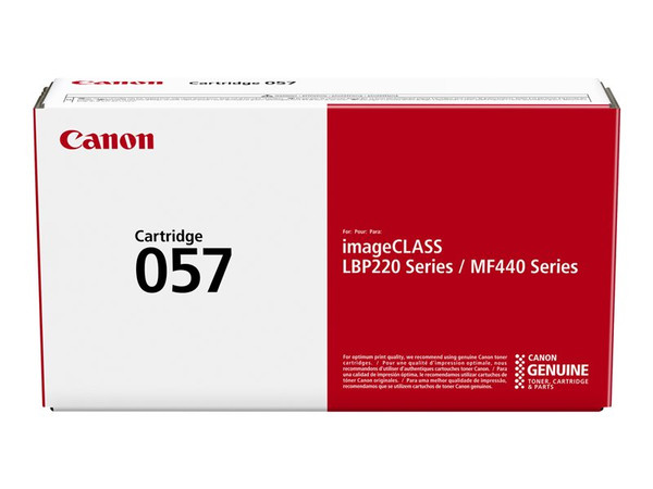 Canon Imageclass Mf445 Crg057 Sd Black Toner CNM3009C001 By Arlington