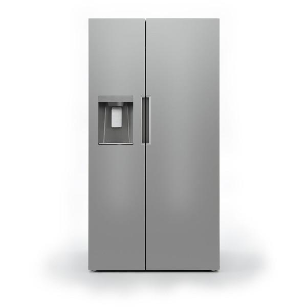 Midea 26 Cf Side-By-Side, Pocket Handle, Dispenser MRS26D5AST