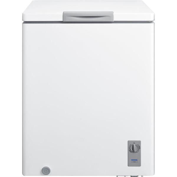 Midea 5.0 Cf Chest Freezer, Contour Design MRC05M4AWW