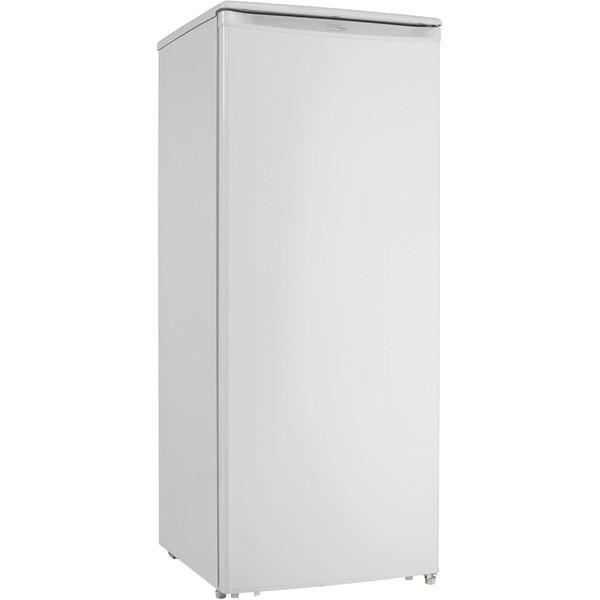 Danby 8.5 Cu.Ft. Upright Freezer, Manual Defrost, Mechanical Thermostat, Estar DUFM085A4WDD