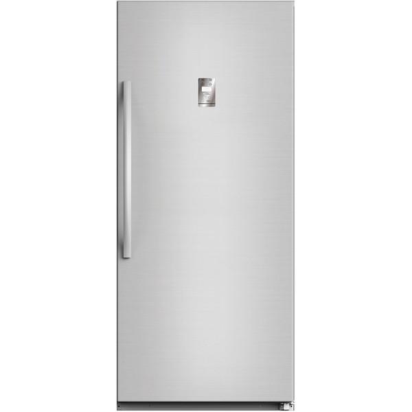 Midea 13.8 Cf Upright Freezer, Convertible WHS-507FWESS1
