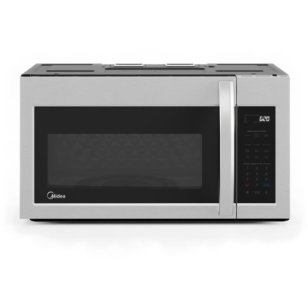 Midea 1.9 Cf Over-The-Range Microwave MMO19S3AST