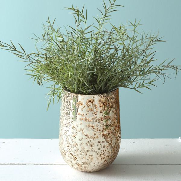CTW Home Aurelia Mercury Glass Vase 370565