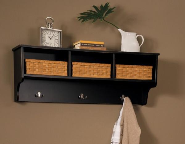 Lattice Weave Cubby Shelf AJW4LWC By A&J Woodworking