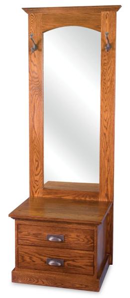 Elena Hall Seat AJW205 By A&J Woodworking
