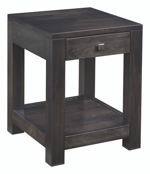 London Collection End Table LET18 By Frog Pond Furniture
