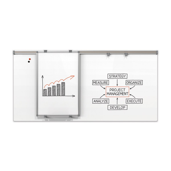 Whiteboard Track System 6285