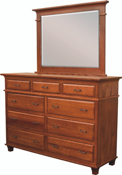 Rockwell Collection High Dresser 401 By Frog Pond Furniture