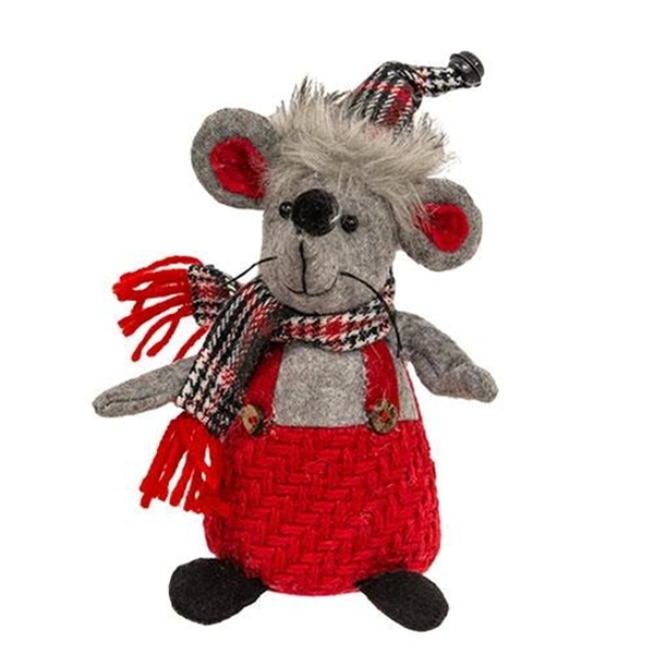 Little Winter Mouse GDXF09941 By CWI Gifts