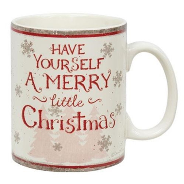 Merry Christmas Truck Mug GP36096 By CWI Gifts