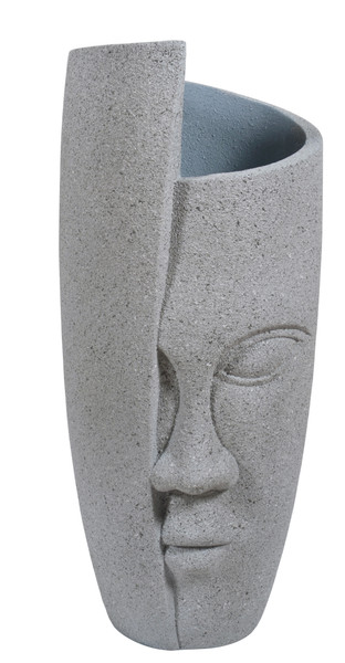 AFD Home Bourgeois Medium Face Planter 35.50 Inches Tall 12019501