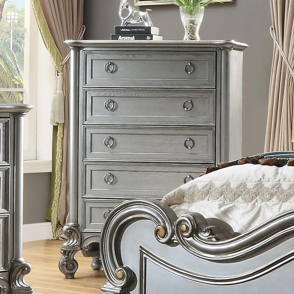 AFD Home Luna Silver Dresser 12020856