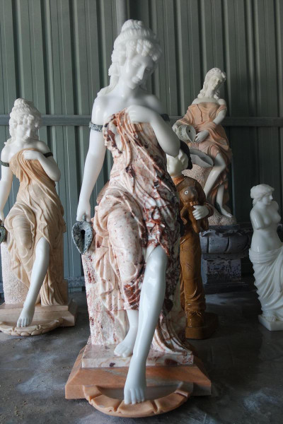 AFD Home Marble Lady Fountain Ge18340 12014889
