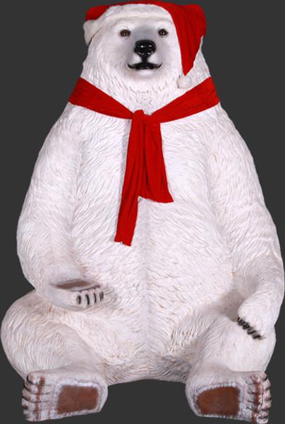 AFD Home Sitting Christmas Bear Jumbo 11158794