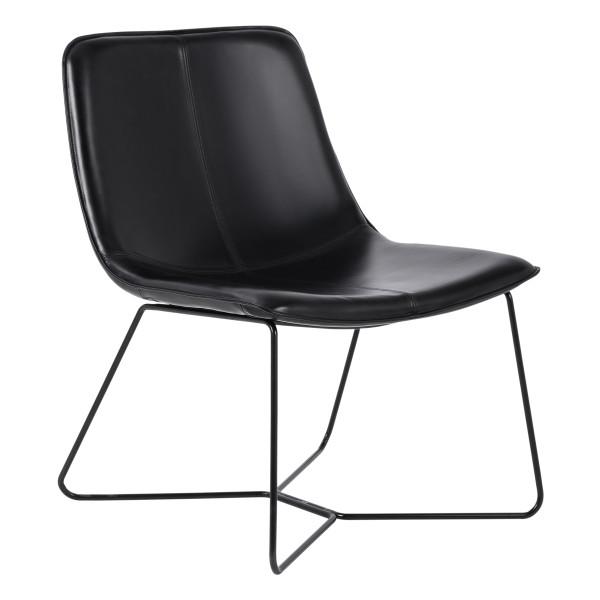 Office Star Grayson Accent Chair - Black GYSB-B18