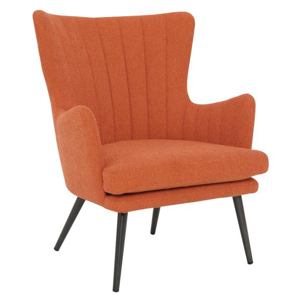 Office Star Jenson Chair - Orange JEN-919