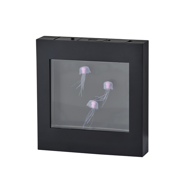 Adesso Jellyfish Motion Light Box - Black SL3723-01