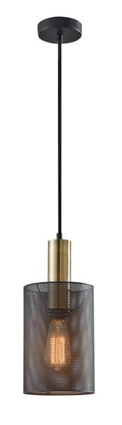 Adesso Nico Small Pendant - Black 4320-21