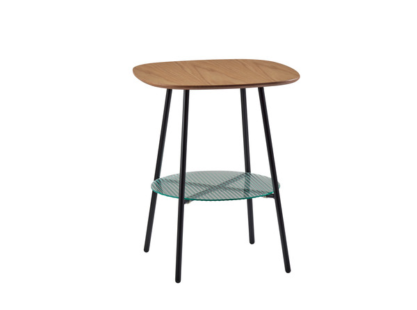 Adesso Diane Accent Table - Black WK1725-12