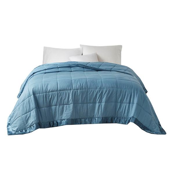Cambria Premium Oversized Hypoallergenic Down Alternative Blanket With 3M Scotchgard - Twin By Madison Park MP51-7646