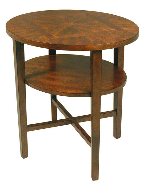 AB-1465 Oval End Table Ab-1465 By Accents Beyond