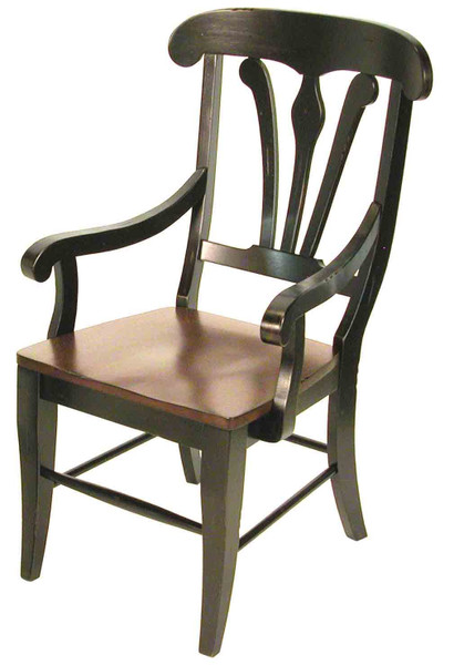 AB-1500-B Arm Chair Ab-1500-B By Accents Beyond
