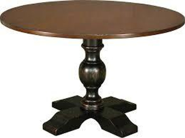 """AB-1514-B 48"""" Round Table Ab-1514-B By Accents Beyond"""