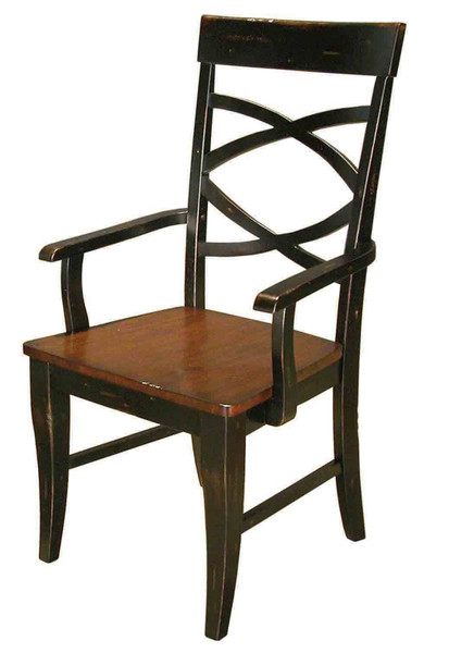 AB-1516-B Arm Chair Ab-1516-B By Accents Beyond