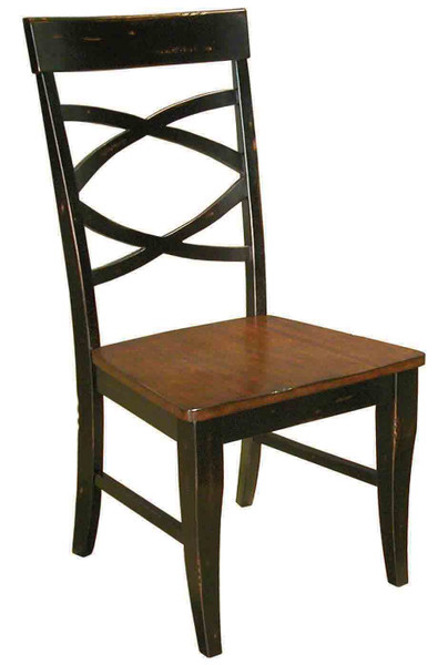 AB-1517-B Side Chair Ab-1517-B By Accents Beyond