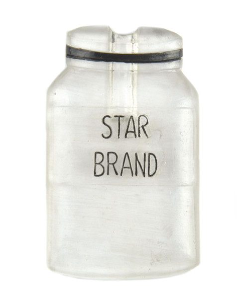 124-51432 Blossom Bucket Clear Star Brand Jar - Pack of 17