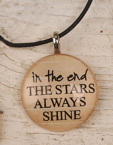 124-51846 Stars Always Shine Round Necklace - Pack of 11