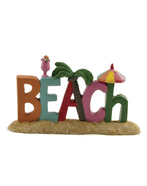 124-85080 Blossom Bucket Beach On Base - Pack of 7