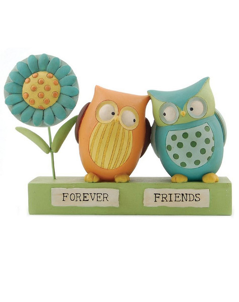 1266-86857 Blossom Bucket Forever Friends Owls - Pack of 5