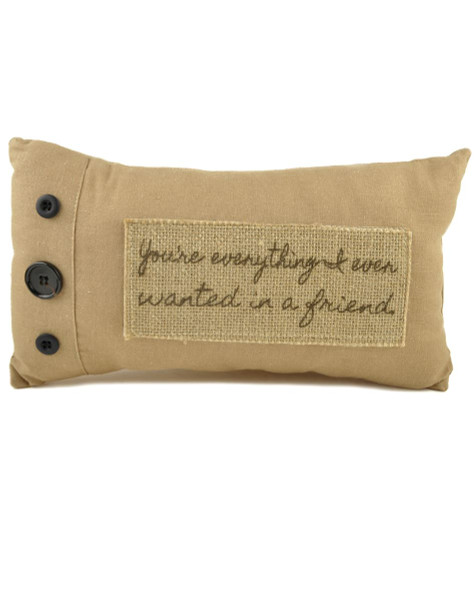 1366-43823 Your Everything Pillow With Buttons - Pack of 4