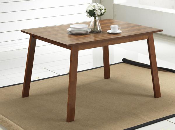 Boraam Hagen Dining Table in Zebra Series 33112