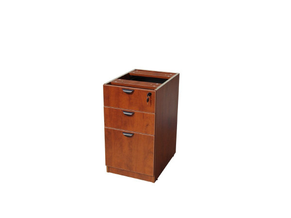 N112-C Boss 2 Drawer Lateral File Cherry