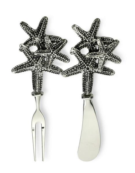Boston International Starfish Fork & Spreader Set (Set of 4) NOO161441