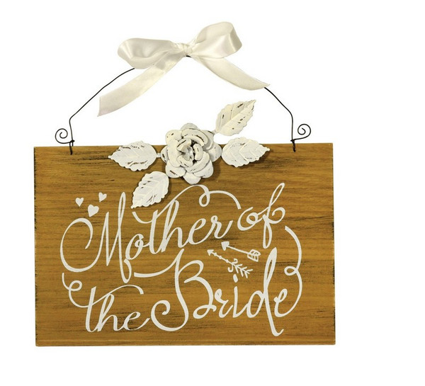 Boston International Mother of the Bride Sign (Set of 4) SGC16177