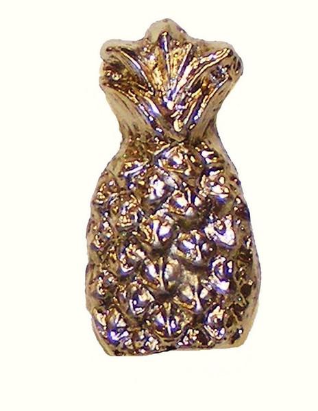 292-N Pineapple Cabinet Knob - Nickel by Buck Snort Lodge
